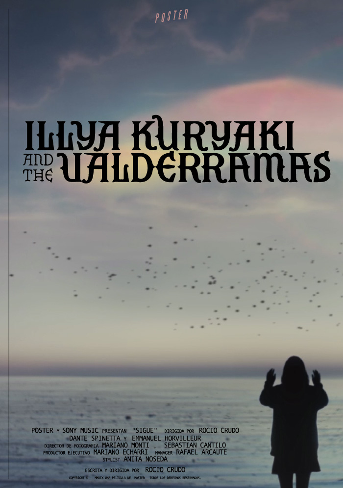 Illya Kuriaky and the Valderramas